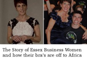 News Feature - Essex Business Women - Bras for Africa
