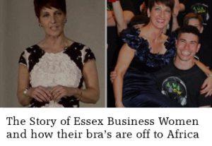 News Feature - Essex Business Women - Bras for Africa